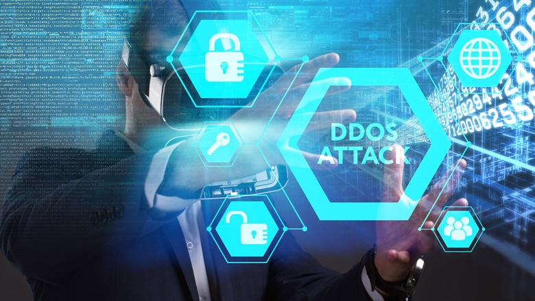 Website slachtoffer van grootste DDoS-aanval ooit