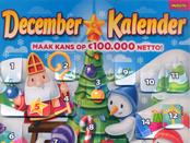 December Kalender fraudegevoelig?