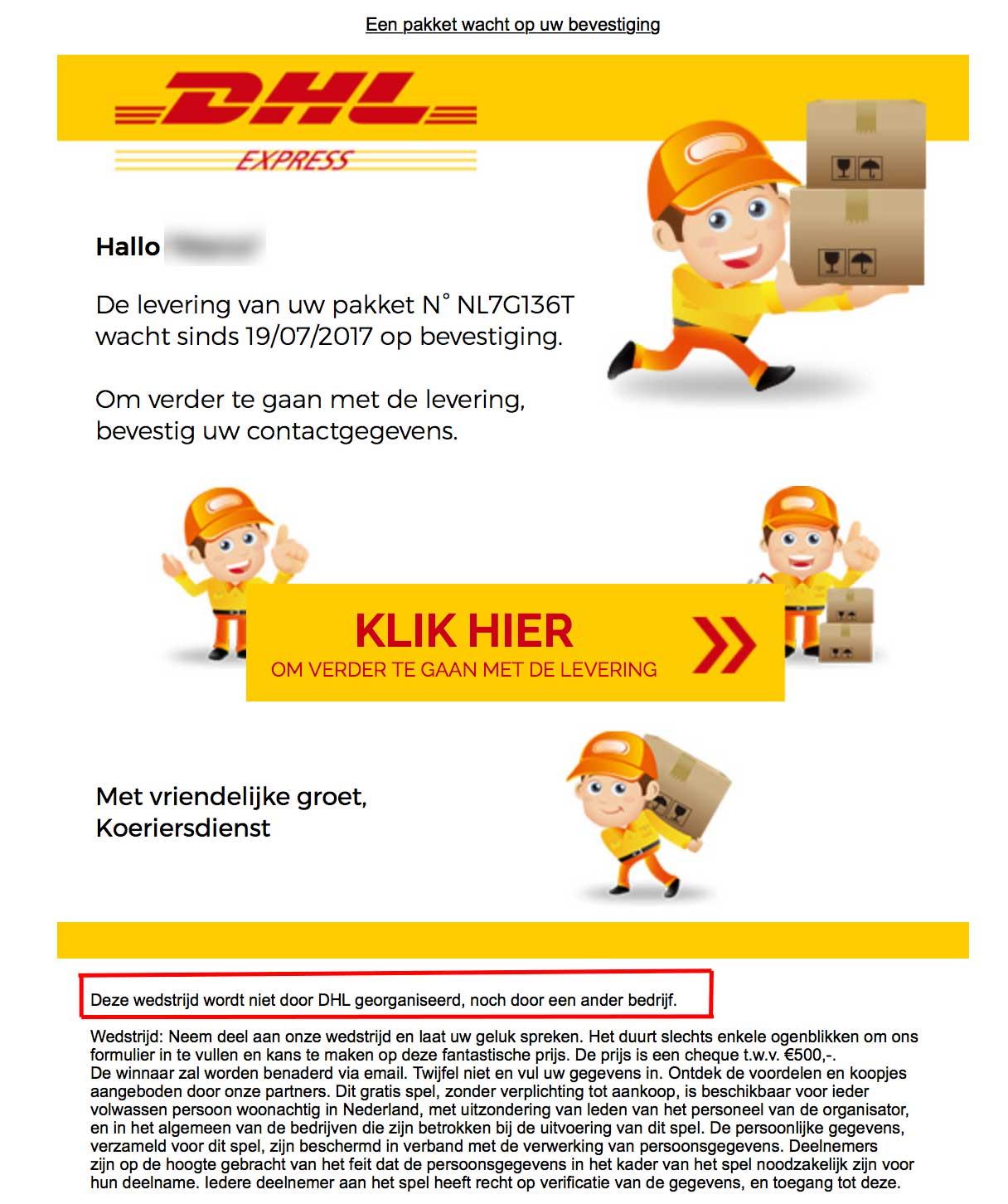 E Mail Dhl