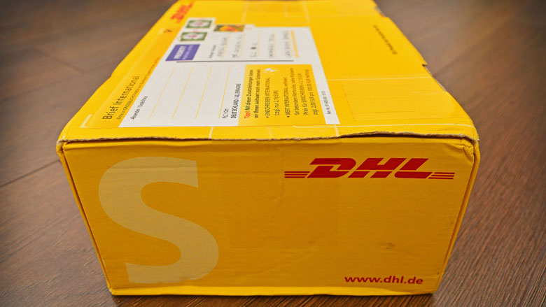 Malware in valse mail 'DHL'