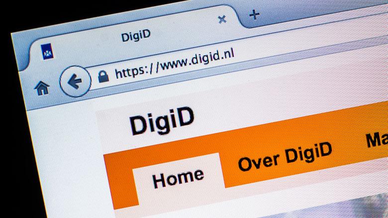 Tot 2,5 jaar cel voor fraude door middel van DigiD