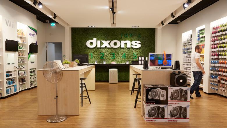 Ruim 1,2 miljoen betaalkaarten gestolen van Dixons Carphone