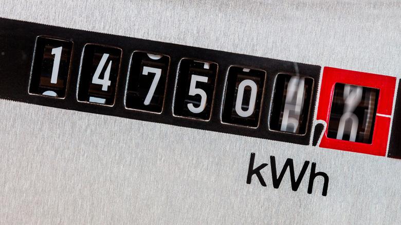 Taakstraf voor terugdraaien elektriciteitsmeters