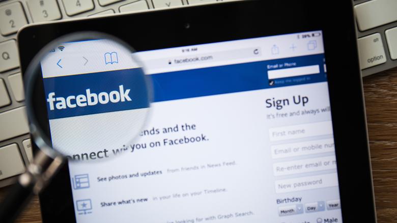 Aanklacht tegen Facebook wegens privacyschandaal