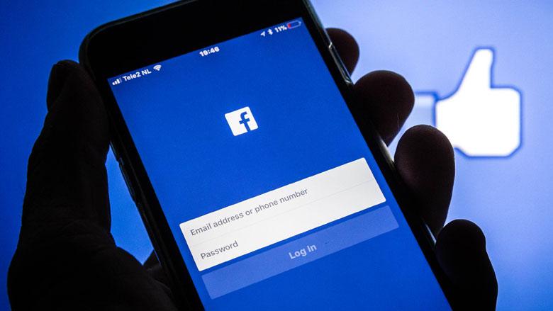 Facebook zet databedrijf op zwarte lijst