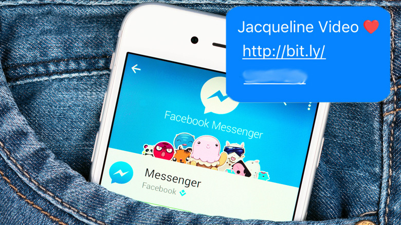 Attentie: Virus in Facebook Messenger-bericht over 'video'