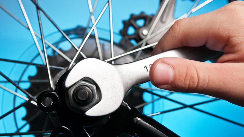 Oplichter vraagt geld om fiets te laten maken