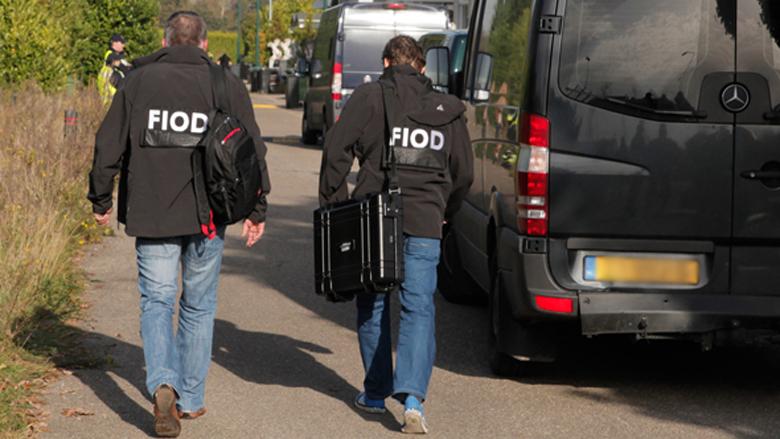 FIOD stuit op fraude door belastingadviseurs