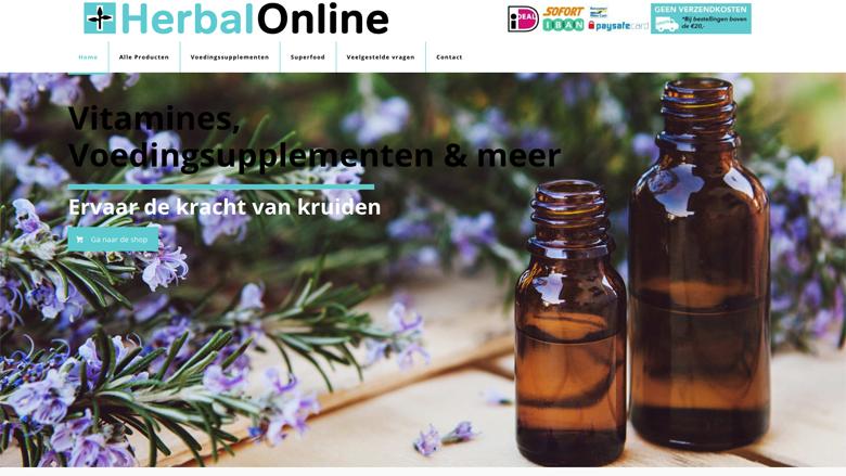 Politie waarschuwt voor malafide webshops: herbal-online en viagra-online
