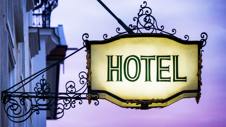Erik G. benadeelt Haarlemse hotels