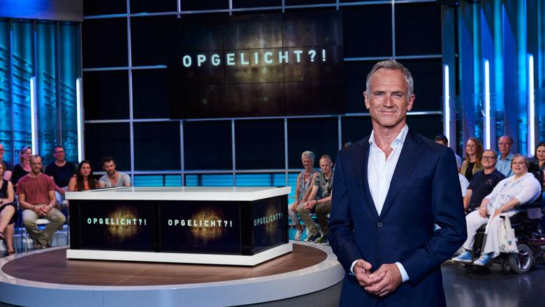 Jaap Jongbloed genomineerd voor Zilveren Televizier-Ster