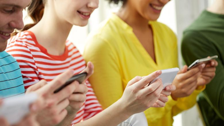 Website voor jongeren met psychische problemen afgeperst