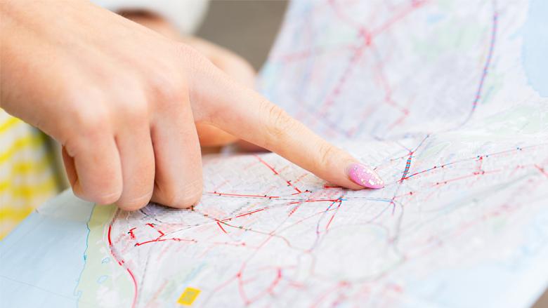 Vrouw uit Sliedrecht slachtoffer van landkaart-babbeltruc