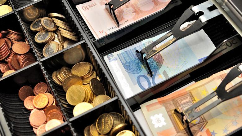 Winkeliers betrappen weer minder fraudeurs
