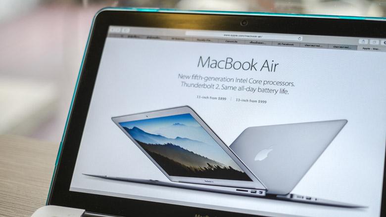 Trap niet in 'aanbieding' goedkope MacBook