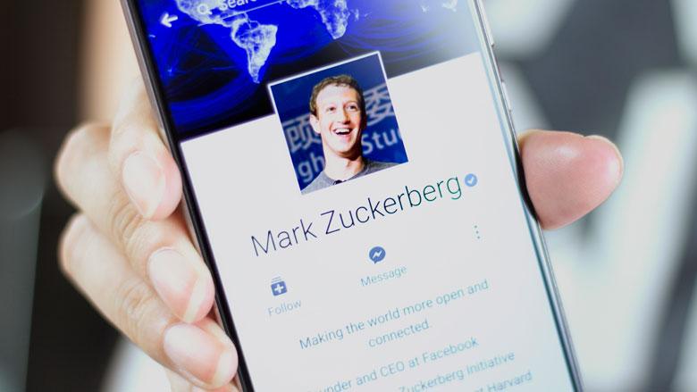 Facebook-data Mark Zuckerberg ook gelekt