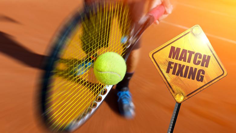 Arrestaties wegens matchfixing in tennis