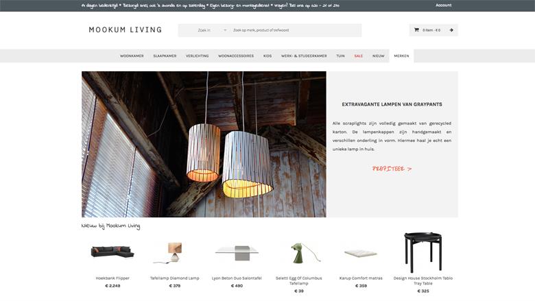 Pas op! Website 'mookumliving.nl' is nep