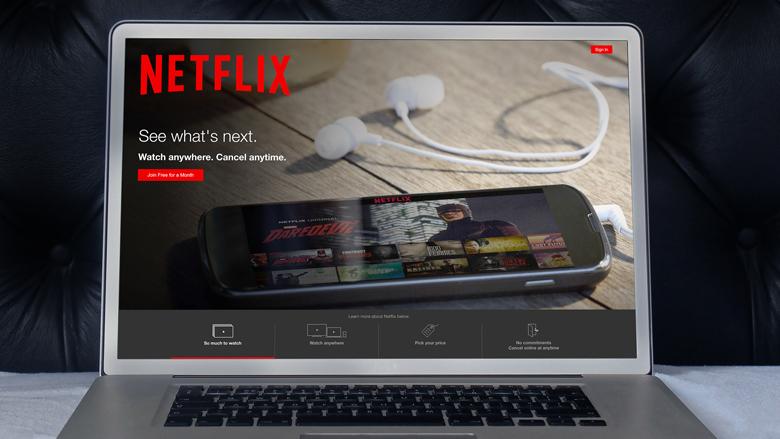Mail van 'Netflix' over probleem met betaling is vals