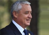 Oud president Guatemala snapt rechtszaak niet