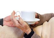 Bejaarde vrouw slachtoffer van babbeltruc