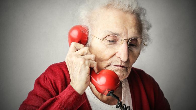 Microsoftbellers misbruiken nummer hoogbejaarde vrouw