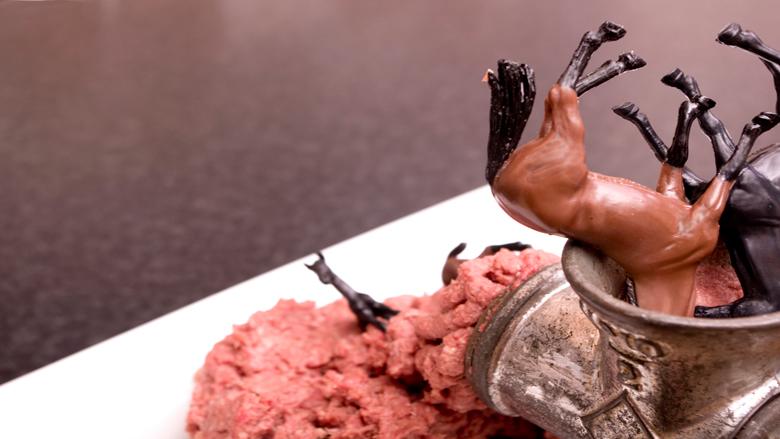 Lage straf voor vleesfraudeur Willy Selten