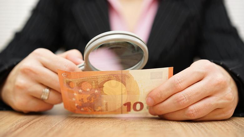 Hoe herken ik valse eurobankbiljetten?