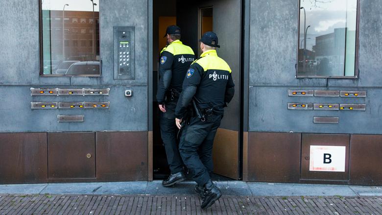 'Topman' politie maakt mogelijk deel uit van criminele organisatie