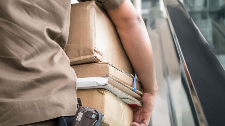 Nepmail 'PostNL' over niet geleverd pakket