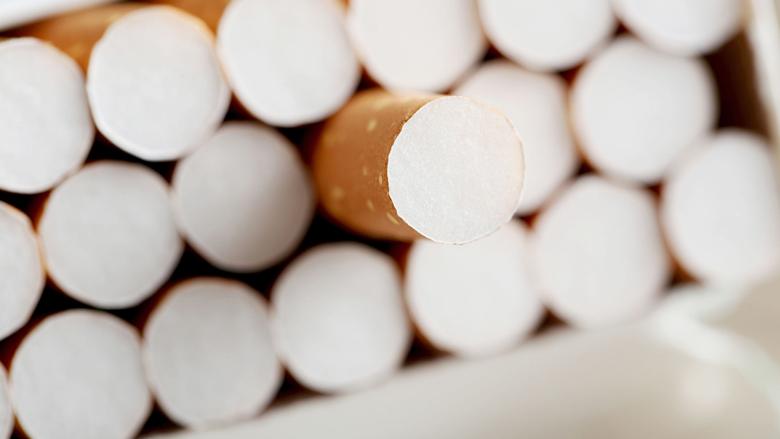 Malafide sigarettenhandelaren
