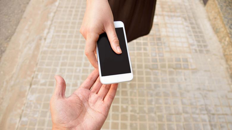 Politie Drachten waarschuwt voor telefoonronselaar