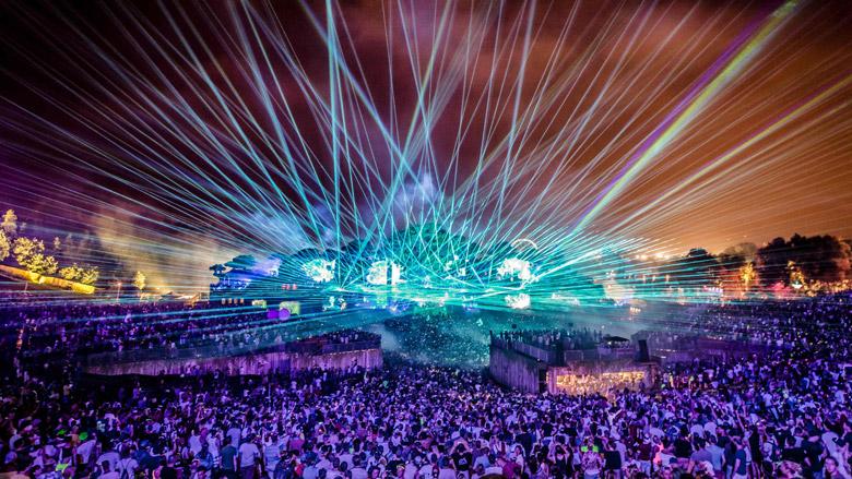 Datalek treft bezoekers Tomorrowland 2014