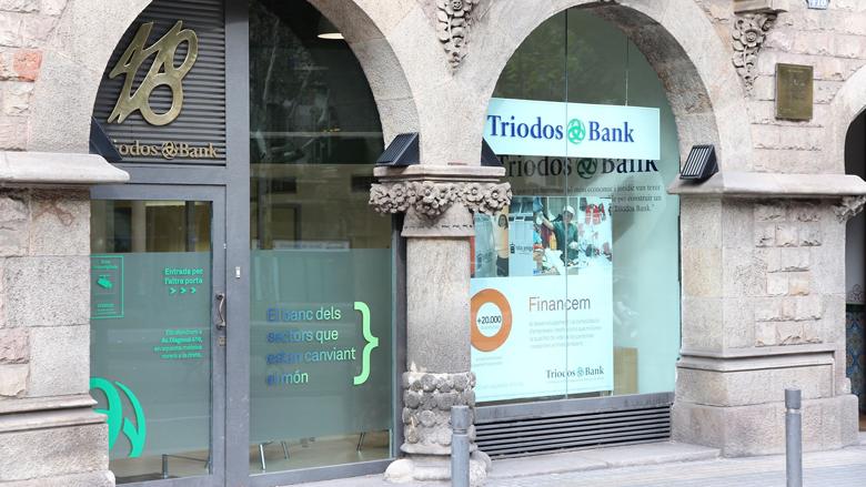 DNB tikt Triodos Bank op de vingers