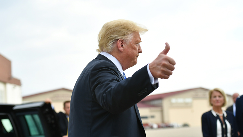 Campagnemanager Donald Trump schuldig bevonden aan belastingfraude