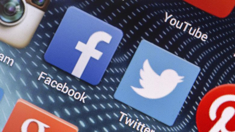 'Facebook en Twitter bieden gebruikers onvoldoende bescherming'
