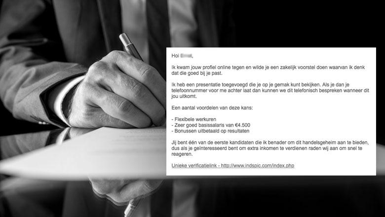 Let op! Trap niet in online aanbiedingen met zakelijk voorstel