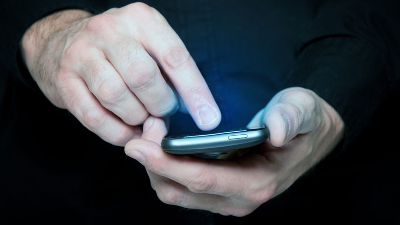 Opnieuw veel phishing-sms'jes in omloop