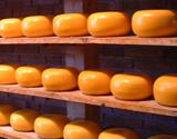 Oplichters stelen 21 ton kaas