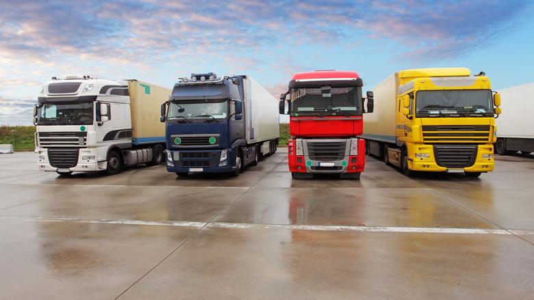 Autoriteiten vermoeden fraude bij transportbedrijf