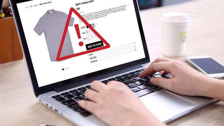 Politie publiceert lijst malafide webshops
