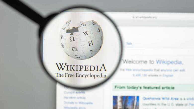 Wikipedia gaat op 'zwart' als protest