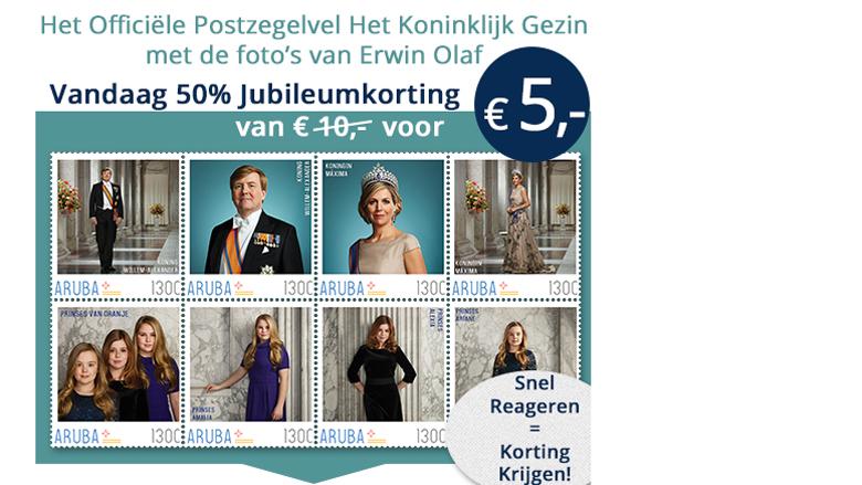 Speciaal aanbod postzegels koninklijke familie? Dit is een phishingmail