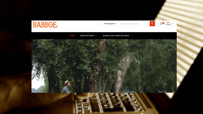 Op zoek naar een bakfiets? Bestel deze niet bij webshop Babboe.sale