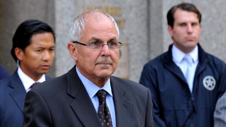 Broer megafraudeur Madoff op vrije voeten