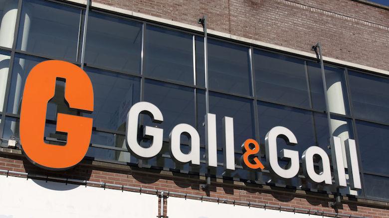 Mogelijk inloggegevens Gall & Gall gestolen