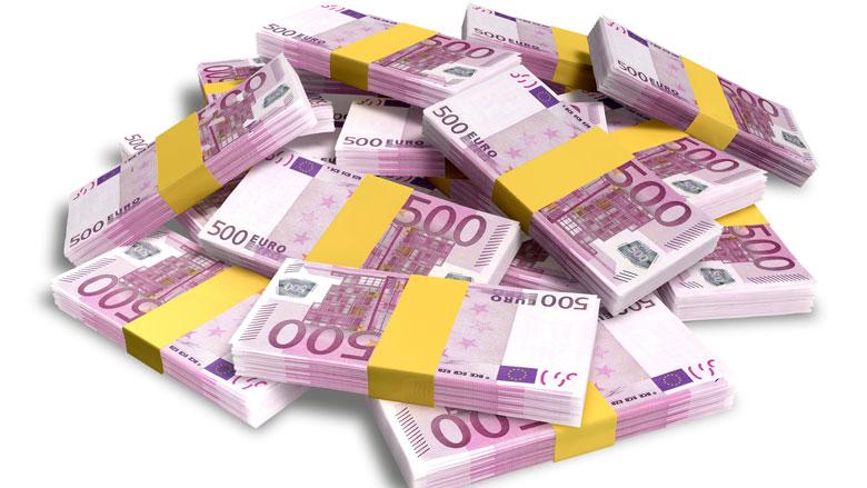 Chef 'witwaspolitie': maak 500-eurobiljet ongeldig