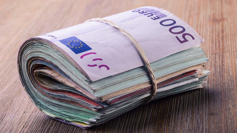 Uitgifte van biljet van 500 euro stopt ook in Duitsland en Oostenrijk