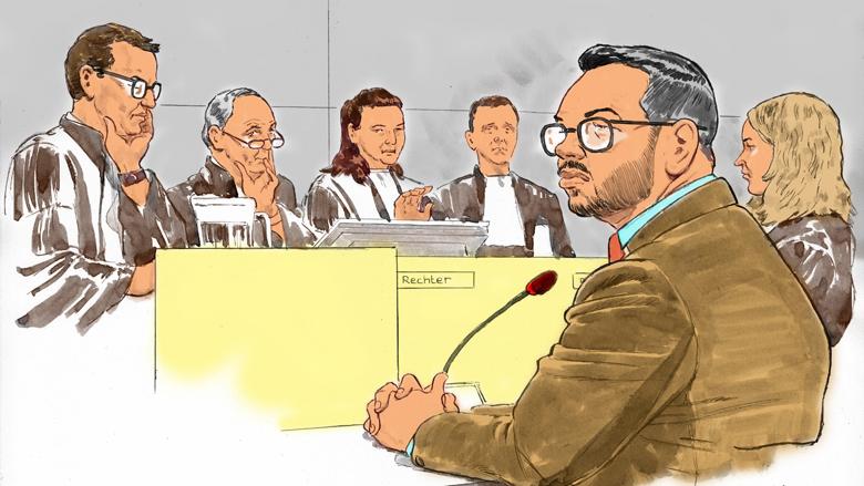 2 jaar celstraf voor 'Cloudhacker' Van der K.