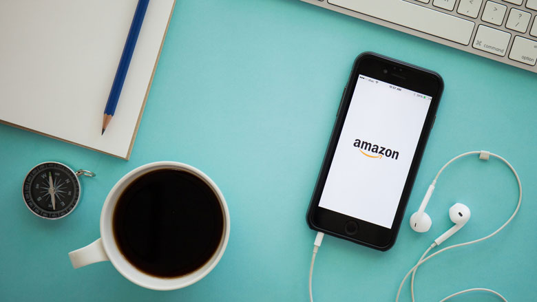 Webwinkel Amazon slachtoffer van cyberaanval